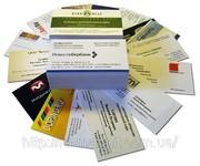 Заказ визиток в Житомире