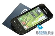 Продам сенсорный смартфон Samsung S5250 Wave с Емкостным экраном