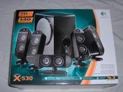 колонки Logitech X-530