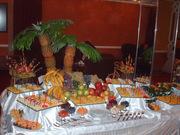 Приготовление и  выездное обслуживание праздничных столов