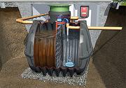 Станция очистки хоз.-бытовых стоков «Klaro Easy» (SBR реактор)