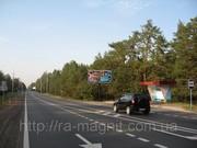 Бигборды Старообуховская трасса (Конча-Заспа)