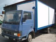 Аренда грузового автомобиля ТАТА.