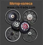 Мотор колеса и комплектующие по низким ценам