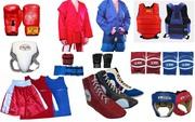 Товары для бокса, единоборств, кик-боксинга, май-тай!выбор, низкие цены!