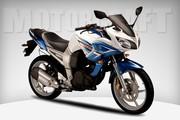 Мотоцикл для быстрой езды