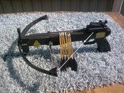 блочный арбалет пистолетного типа ВОЛК (ХОБИТ)