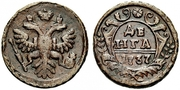 монеты 1737 года