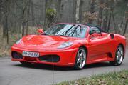 Прокат Ferrari F-430(кабриолет) в Житомире