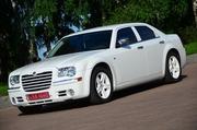 Авто на свадьбу Chrysler 300 C в Житомире