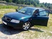 Автомобіль на польських номерах AUDI A6 2, 5 TDI