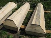 Гробы под обивку
