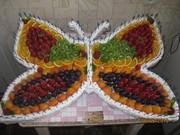 Детские фруктово-конфетные подарки