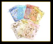 Мешочки из органзы оптом цвета в ассортименте