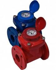 Счетчик воды турбинный GROSS WPW-UA-100B (Горячая вода),  Житомир