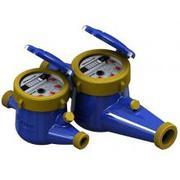 Счётчик  GROSS  MNK-UA-40 «КЛАСС-С» (латунь) для холодной воды