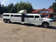 Аренда мега хаммер лимузин с летником в Новограде-Волынском