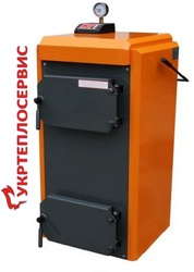 Твердотопливный пиролизный  котёл КОТэко Unika 25 кВт в кредит