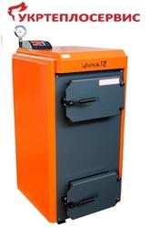 Твердотопливный пиролизный котёл КОТэко Unika 40 кВт в кредит