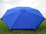 Зонт круглый 3м очень прочный с клапаном