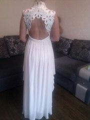 Свадебное платье в греческом стиле B/Y