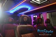 Сиденья для автобусов Crafter Volkswagen LT Mercedes-Benz Sprinter