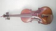 Скрипка мастеровая новая .