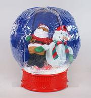 Новогодний надувной шар