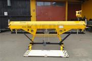 Листогиб для обработки тонколистового металла Sorex ZGR-2660 (Польша)