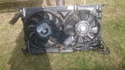Вентилятор в сборе Ауди Q5,  A4,  A5 K0121003N 8K0959455E 8R0121251C