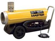 Продам дизельная тепловая пушка (теплогенератор) master bv 77 e