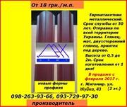 Новые формы профиля. Штакетник металлический от 19, 5 грн/ м.п. Производитель.