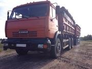 Услуги зерновозов КАМАЗ (самосвалы)