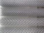 Сетка рабица,  ячейки от 10х10 мм до 100х100 мм