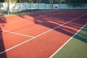 Спортивные покрытия и оборудование для спорта