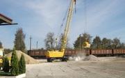 Грейферы электрогидравлические для сыпучих грузов