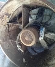 Вентилятор осевой №11