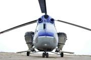 Авіапідживлення озимини азотними добривами гелікоптерами