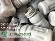 Закупаем полимерные отходы ПЭНД флакон,  канистра,  стрейч. Дробленку ПС