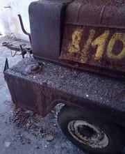 Пожарная передвижная помпа МП-1600
