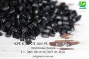 Вторичная гранула полистирола. Гранула вторичка ПЭ. ППР. ПЕ100,  ПЕ80