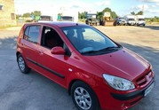 Продам авто Hyundai Getz 2008г