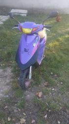 Yamaha Super Jog Z