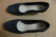 Туфли wide fit shoes