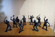 Продам фігурки вікінгів,  піратів.