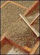 Термоизоляция (плитами ПВТ),  футеровка,  теплоизоляционная засыпка верм